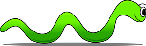 Worm Clipart Image   Cartoon Inch Worm