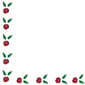 Red Roses Clip Art Images Red Roses Stock Photos   Clipart Red Roses