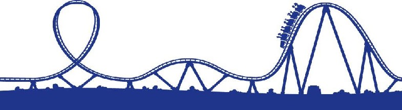 Roller Coaster Clipart - Clipart Suggest