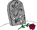 Search Terms  Deathfatherflowersgravestoneheadstonemarkernature