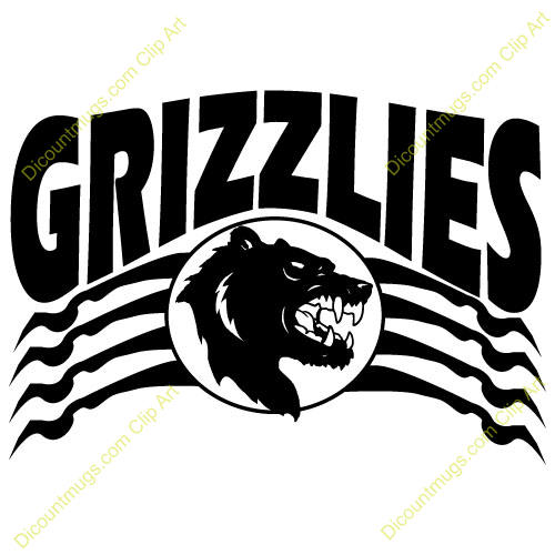 There Is 40 Grizzly Free Cliparts All Used For Free