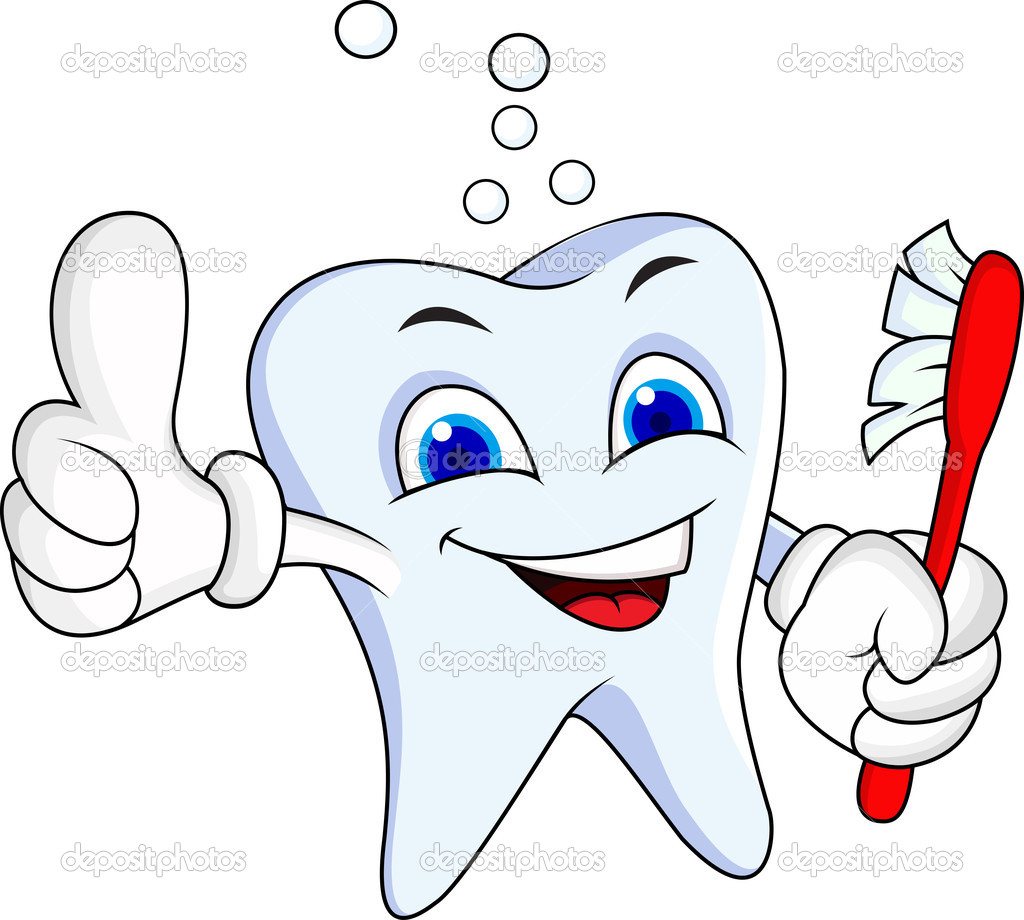 Cute Tooth With Cavity Clipart - Clipart Suggest