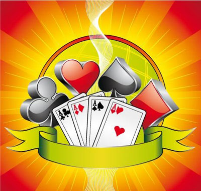 Free Gambling Illustration Vector Graphics   Free Vector Graphics