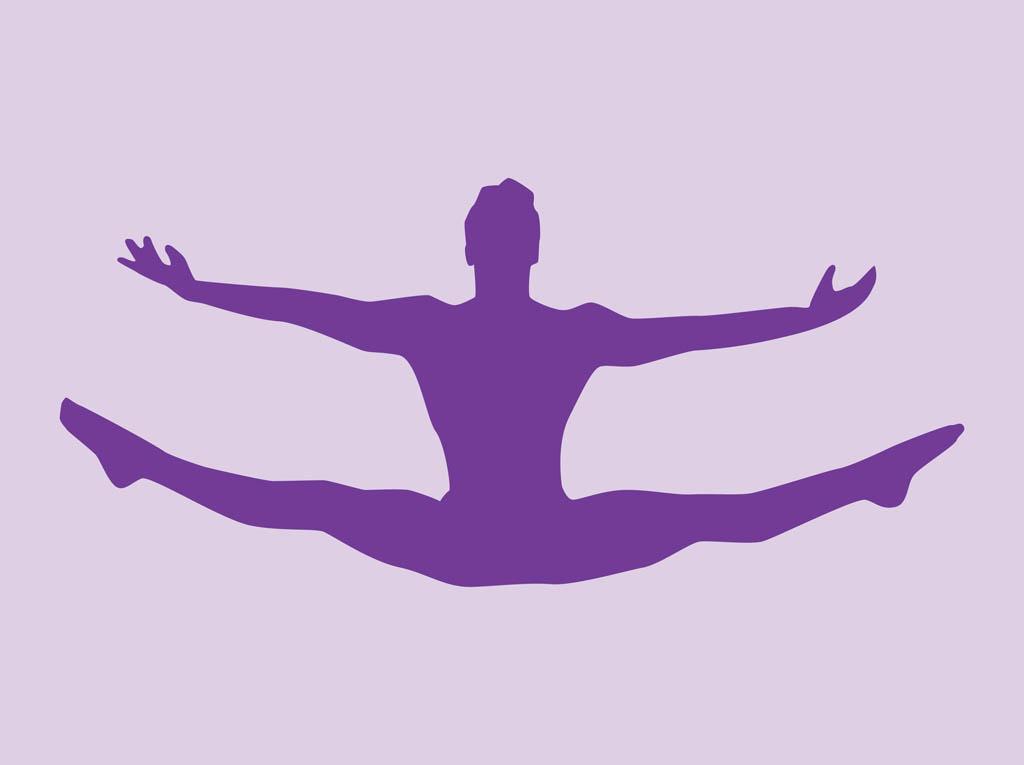 ballerina silhouette leap - photo #20