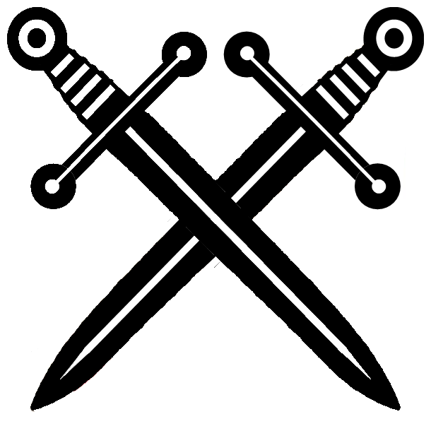 Sword And Shield Symbol   Clipart Panda   Free Clipart Images