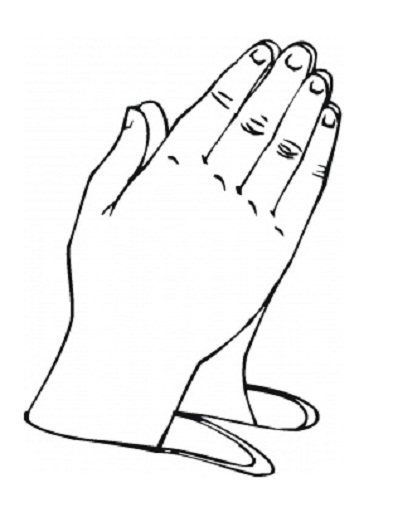 15 Printable Praying Hands Free Cliparts That You Can Download To You
