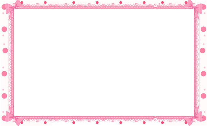Pink Baby Border Clipart - Clipart Kid
