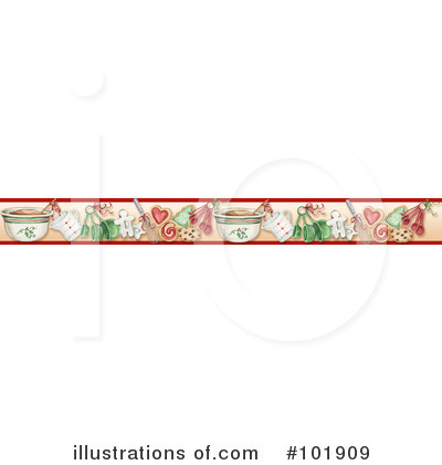 Christmas cookie border clip art images pictures becuo