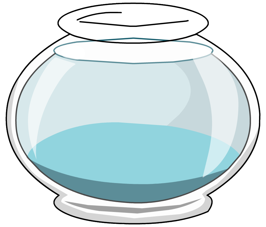 Fish bowl clipart clipart suggest for Fish bowl fish