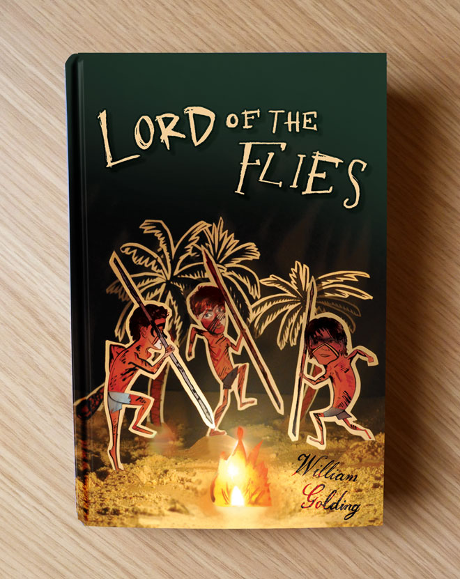 Lord Of The Flies Book Back Cover Images   Pictures   Becuo