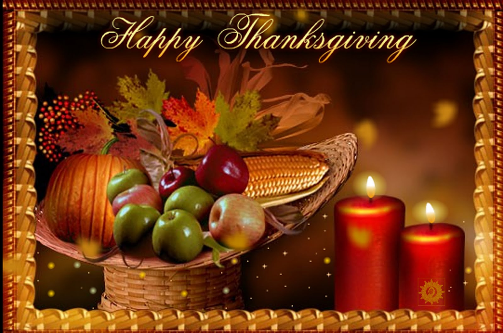 We Wish You A Very Happy Thanksgiving On Behalf Of The Olivet New