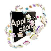 App Store Illustrations And Clip Art  1201 App Store Royalty Free