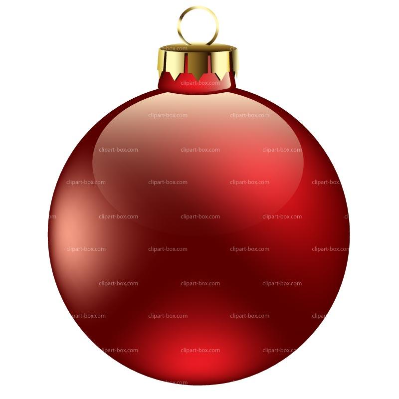 Christmas Ball Clipart - Clipart Kid