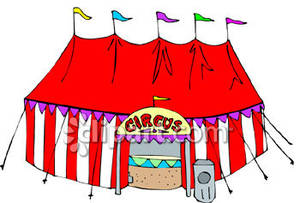 Pin Circus Tent Clipart Clip Art Pic 15 On Pinterest