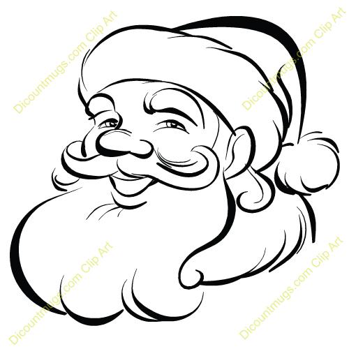 Shot Of Smiling Santa Claus Keywords Christmas Santa Claus Buy A 10oz