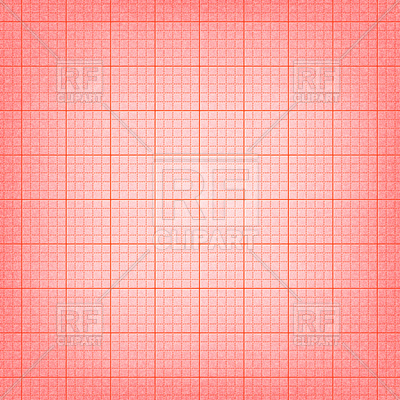 Textured Graph Paper   Red Grid Sheet Backgrounds Textures Abstract