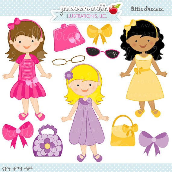 Party Girl Clipart - Clipart Kid