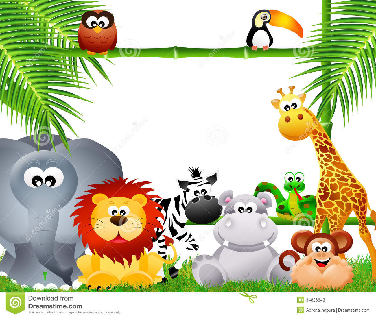 Zoo Entrance Clipart - Clipart Kid