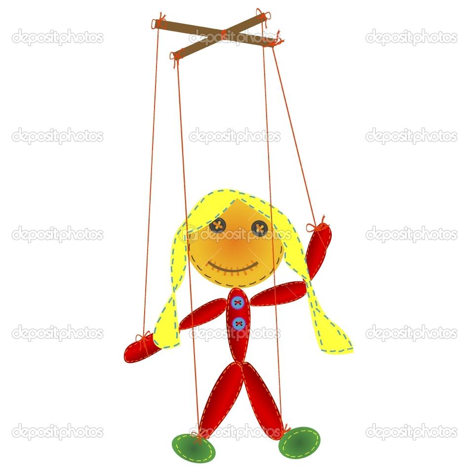 Куклы-марионетки как сделать своими руками