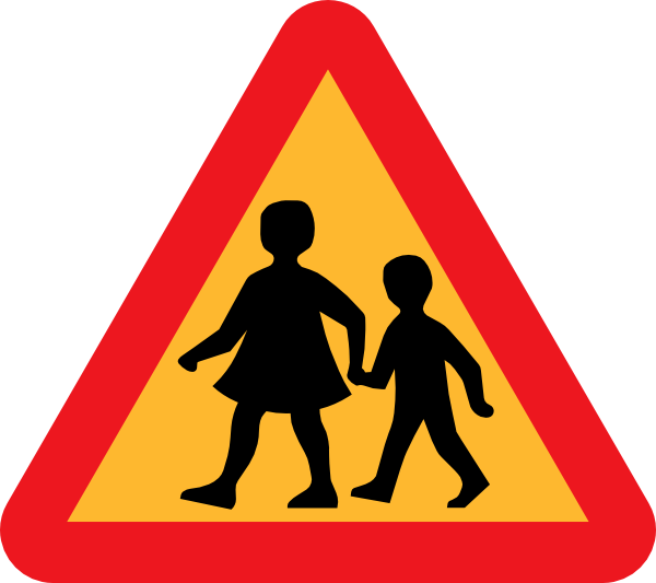 Road Symbol road sign clipart - clipart kid