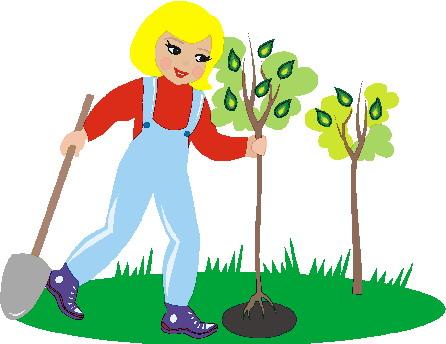 Community Garden Clipart Clipart Suggest