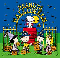 Charlie Brown Halloween Clipart - Clipart Kid