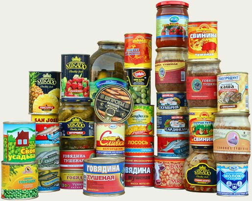Posts Tagged  Canned Foods