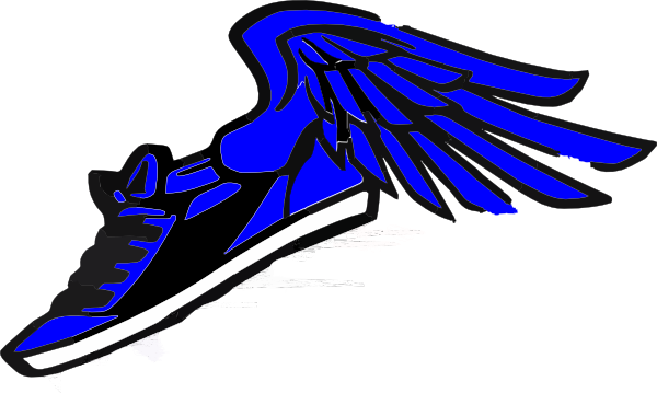 Track Shoe Clipart - Clipart Kid