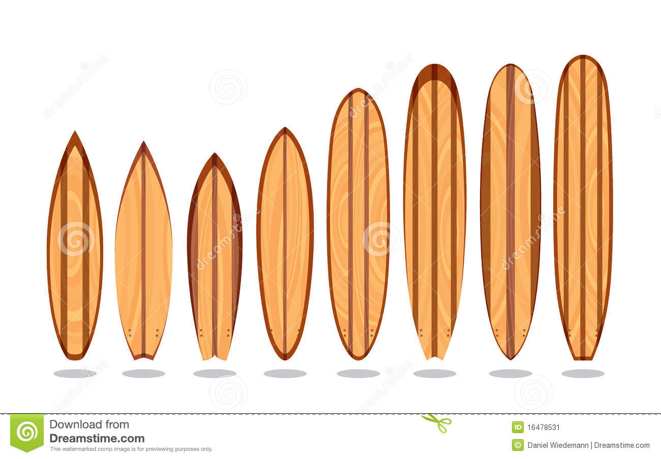 Longboard surf clipart clipart suggest for Tablas de madera