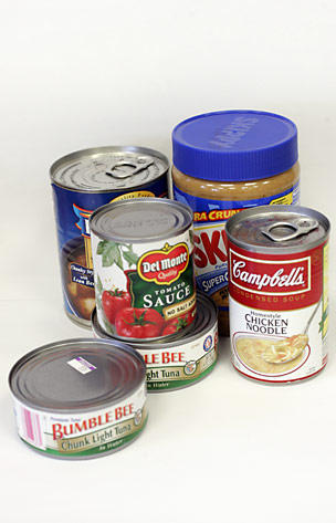 Womens Era2008  Canned Food Safetyhealth Hazards   Storage Article