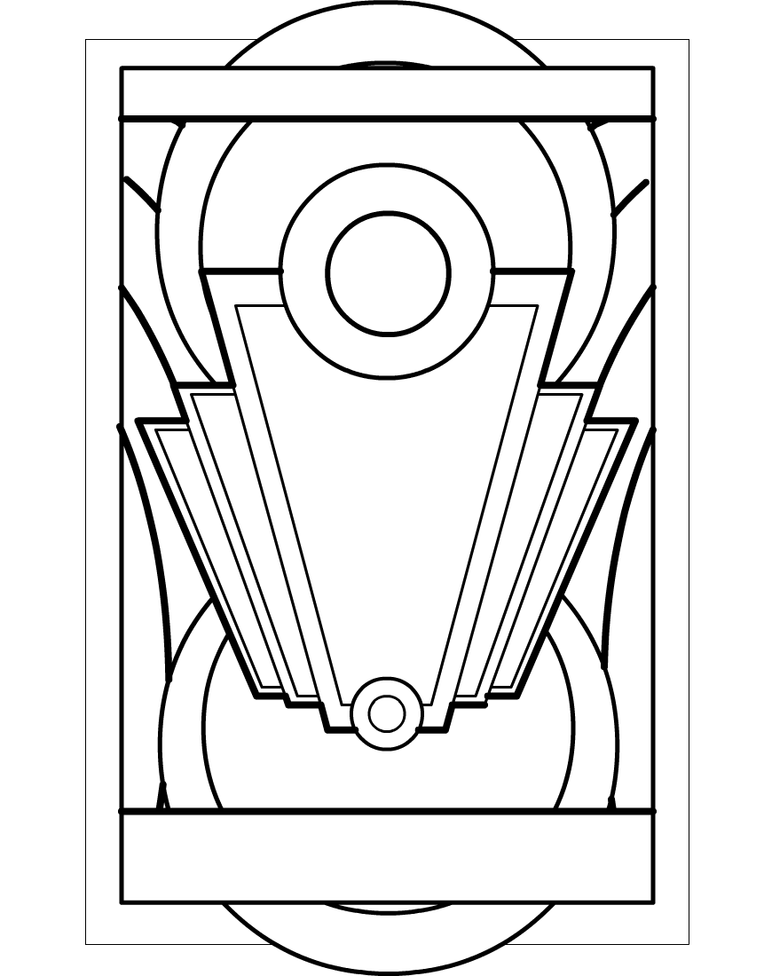 Art Deco Art   Clipart Best