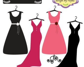 prom dress clipart clipart suggest