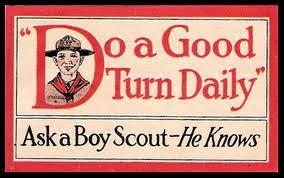 Boy Scout Troop 212  Boy Scout Slogan