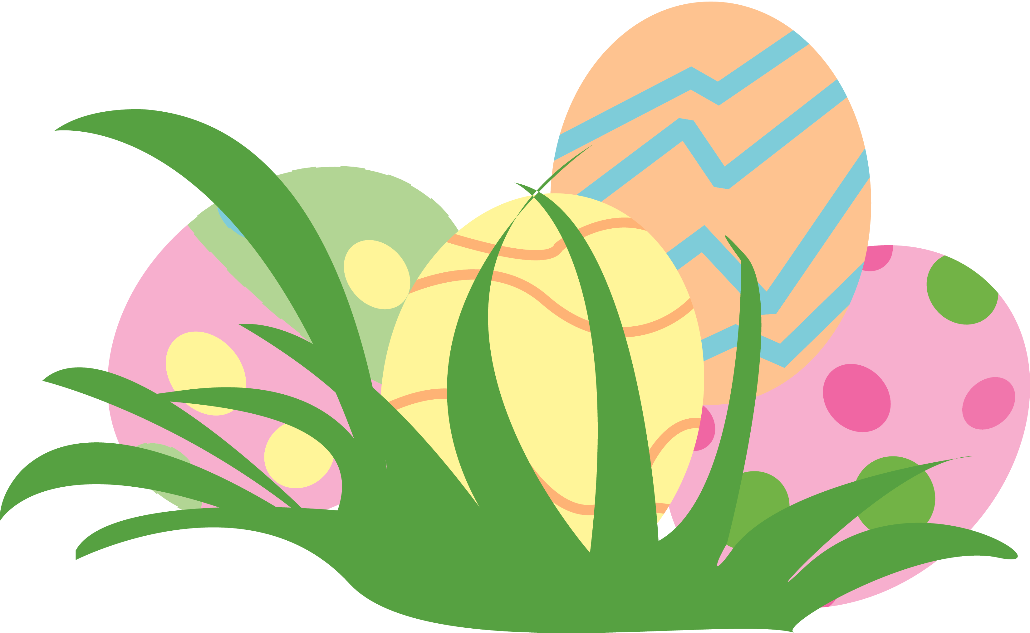 Pastel Easter Egg Clipart Viewing Clipart Easter Eggs Clip Art