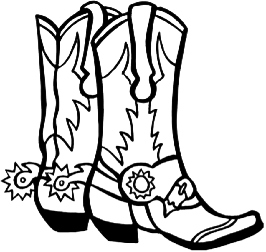 Cowboy Square Dancing Boots