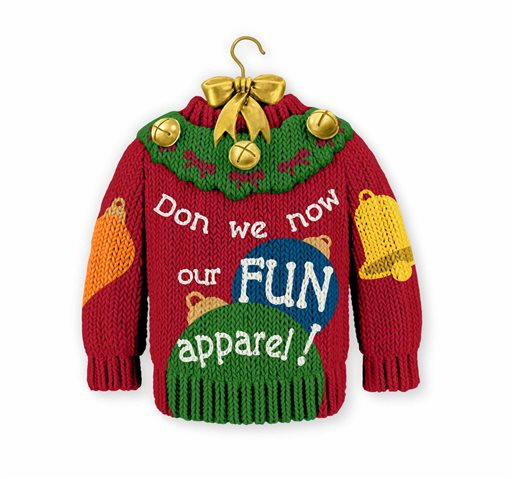 Ugly Sweater Clip Art Hallmark S Ugly Sweater