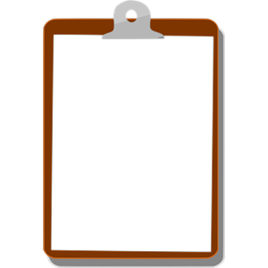 Clipboard Background Clipart Cliparts Of Clipboard Background Free