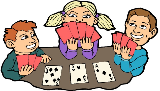 Family Playing Games Clipart - Clipart Suggest