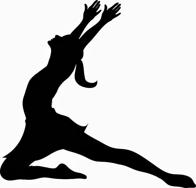 Siluetas De Balletistas Y Bailarinas    Ideas Y Material Gratis Para