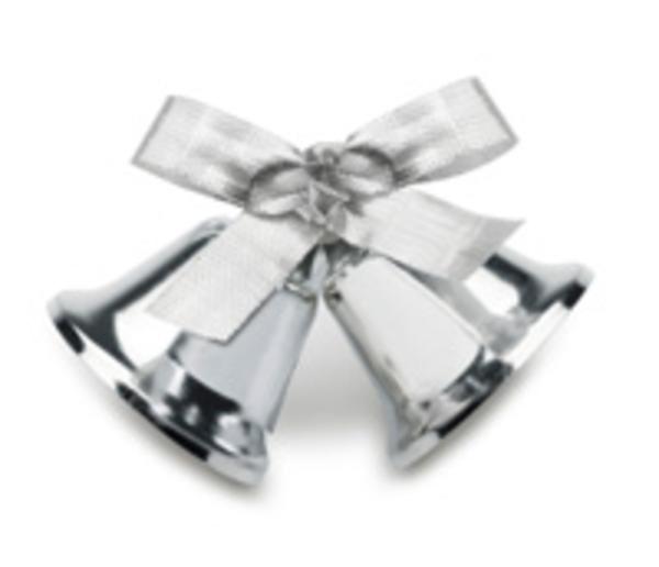 Silver Bells Clipart