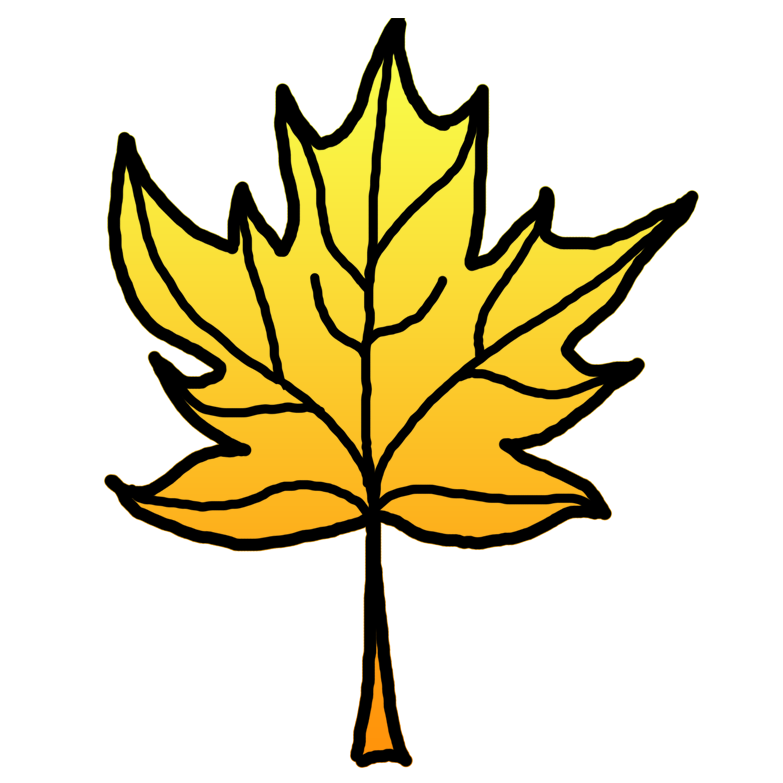 Yellow Leaf Clipart Autumn Leaf Free Clipart Png
