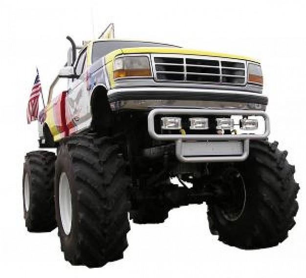 Monster Truck Border Clipart - Clipart Kid