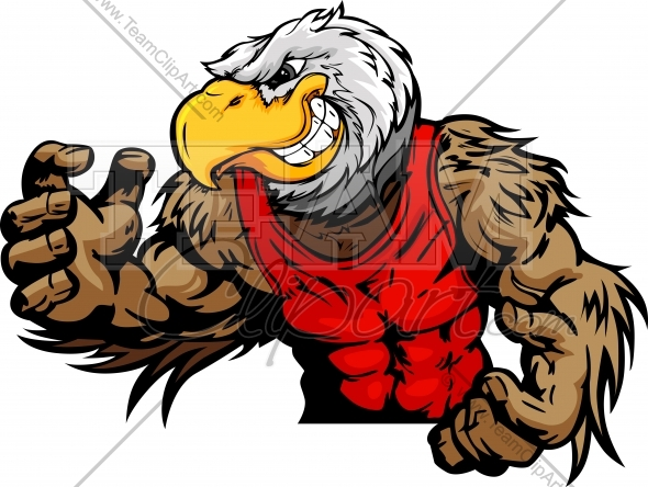 Eagle Wrestling Logo Design 1150 This Eagle Wrestling Clipart Image Is