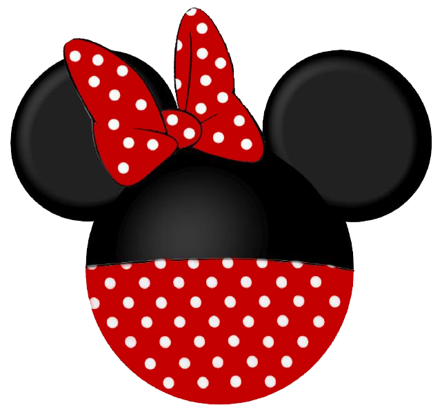 Minnie Mouse Ears Clipart - Clipart Suggest