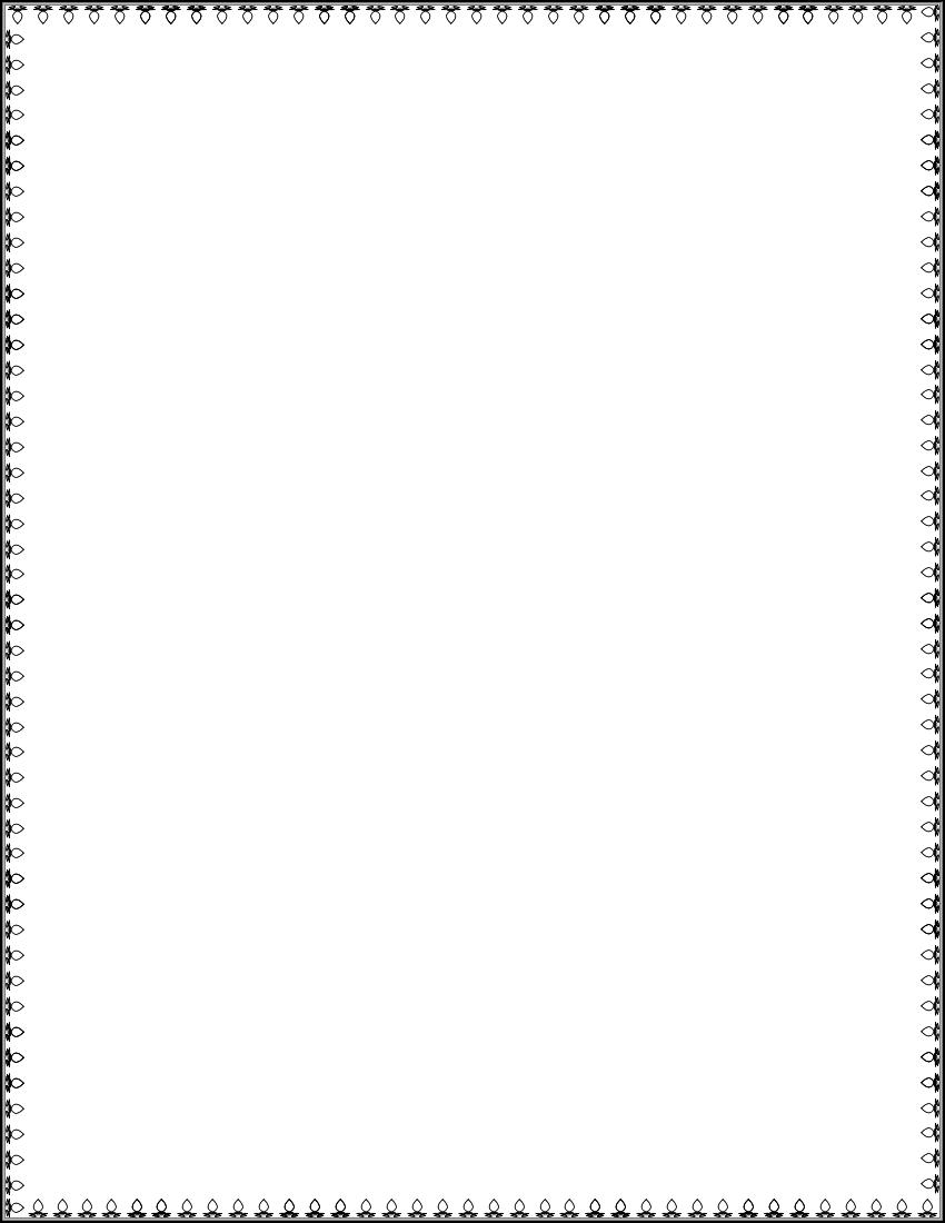 Simple Line Art Borders : Simple black borders clipart suggest