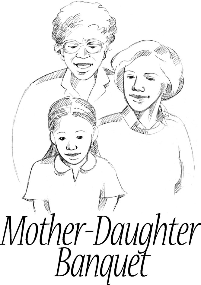 Mother S Day Banquet Clipart Clipart Suggest