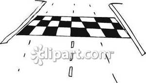 Race Car Finish Line Clipart Images   Pictures   Becuo
