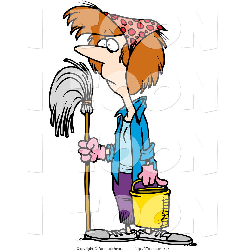 House Cleaning  House Cleaning Lady Clip Art Images