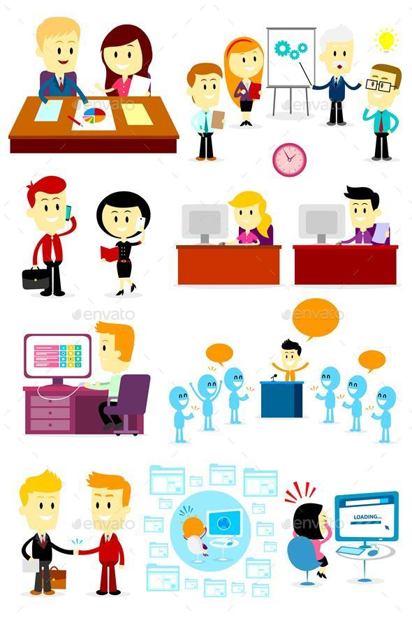 People At Office Clip Art office people clipart - clipart kid