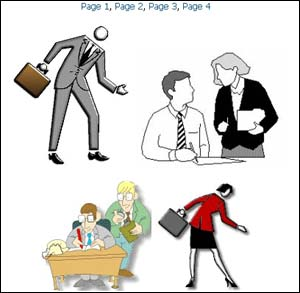 Office People Clipart
